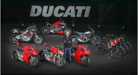 ducati range of bikes 1