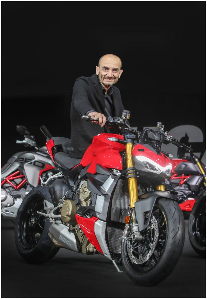 ducati unveils its new range of bikes ahead of eicma 2019