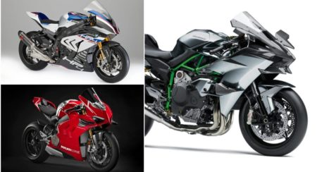 list of most expensive bikes in india