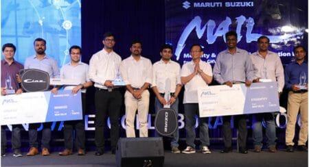 maruti start-up collaboration