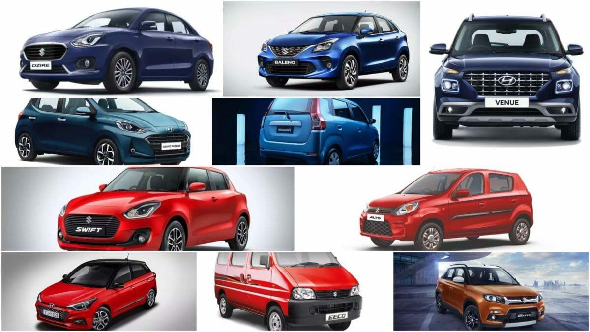 september best selling cars