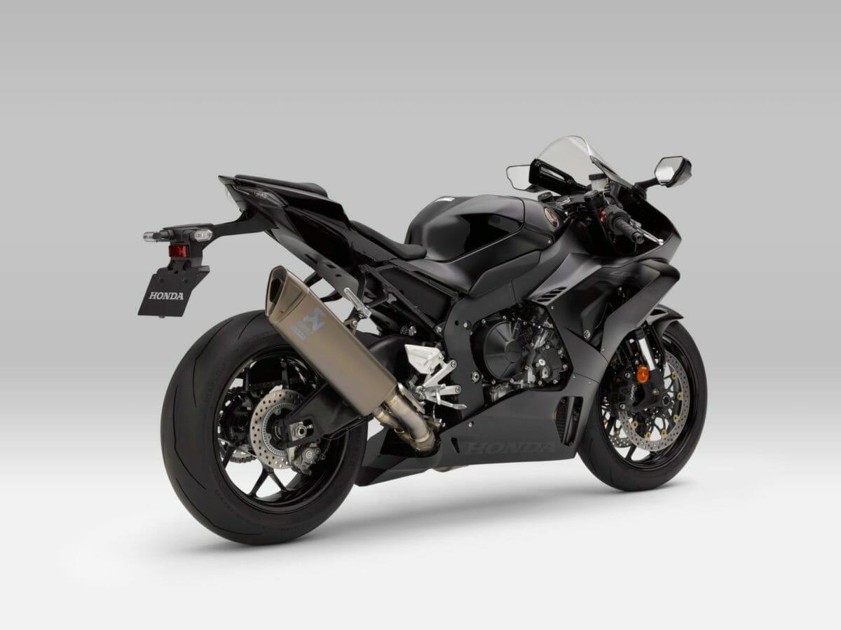 2020 HONDA CBR1000RR R