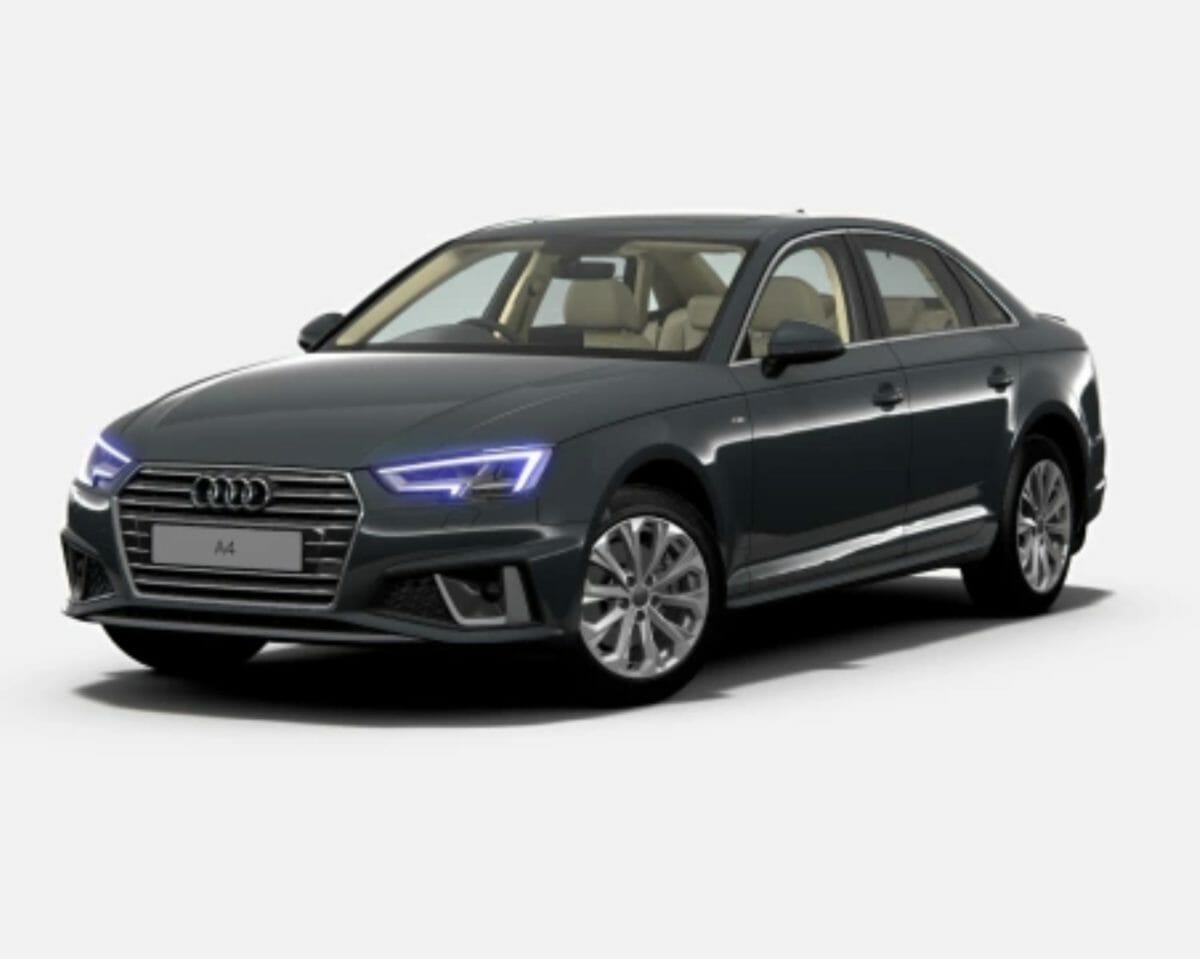 2019 Audi A4 Quick Lift 2