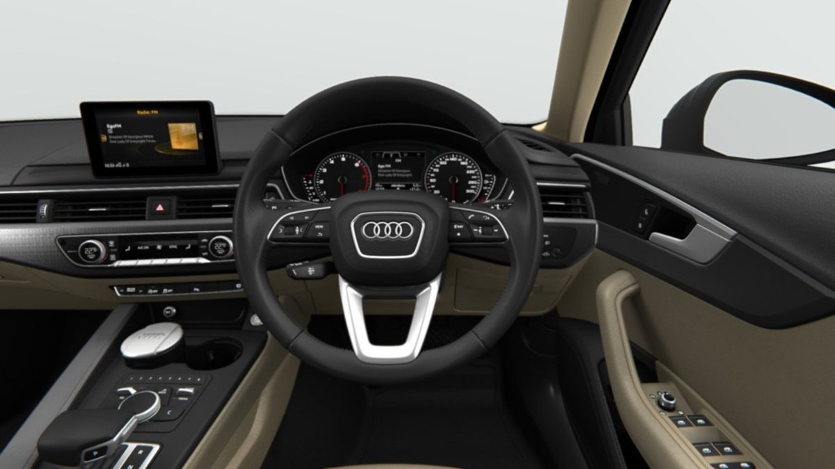 2019 Audi A4 Quick Lift 6
