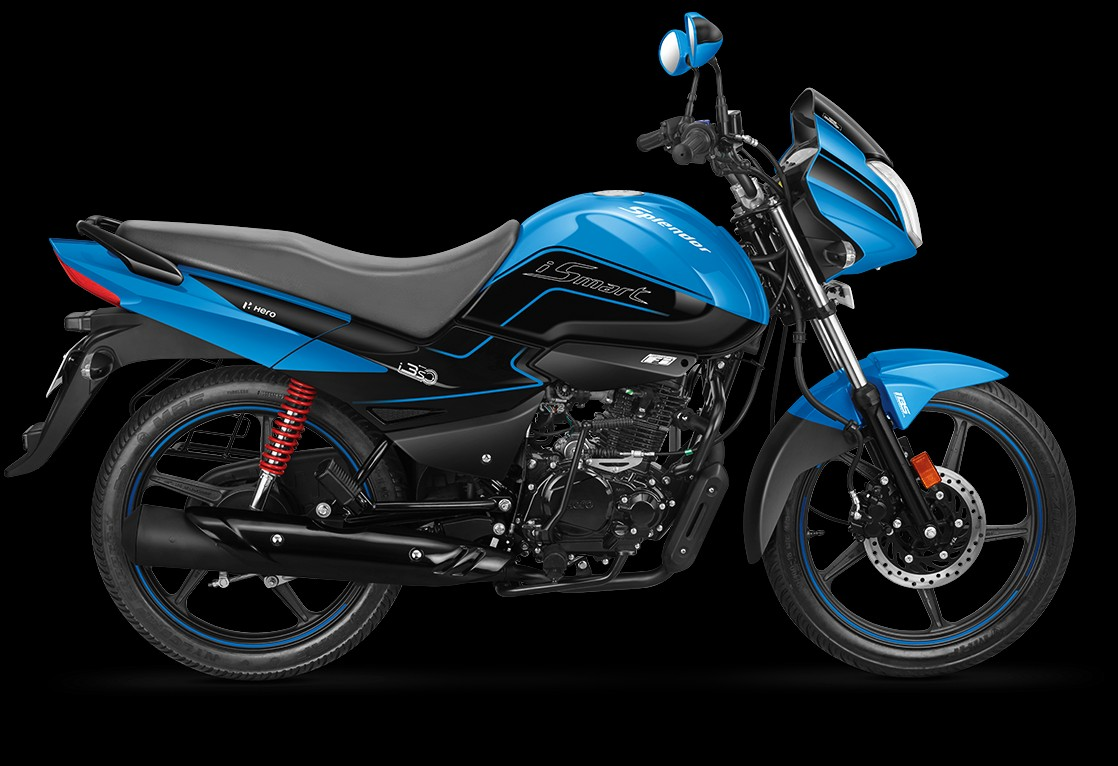 2020 Hero SPlendor BS6