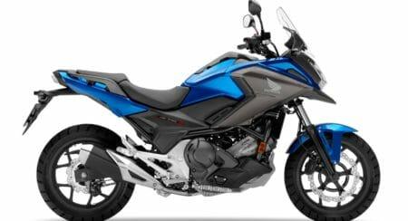 2020 Honda NC750X 1