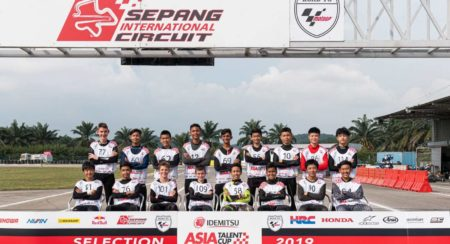 2020 Idemitsu Asia Talent Cup