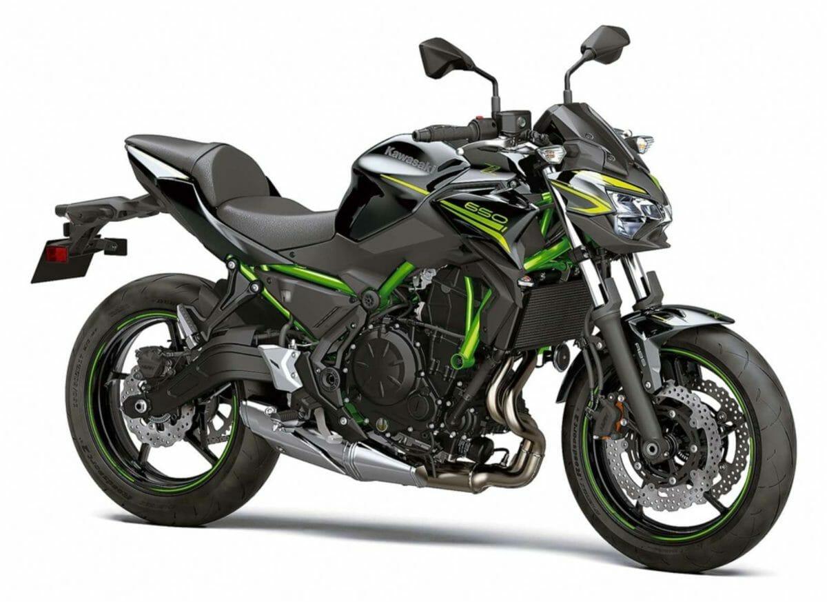 2020 Kawasaki Z650 5