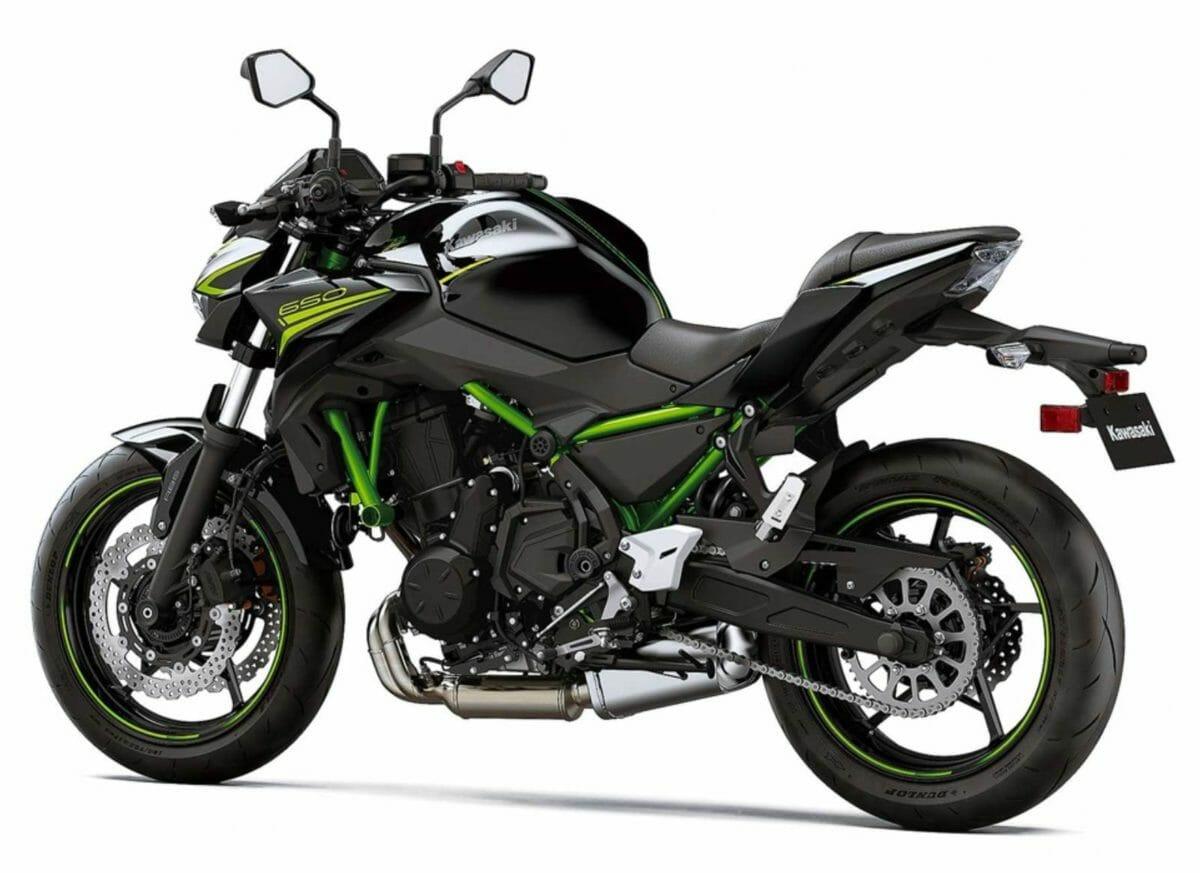 2020 Kawasaki Z650 6