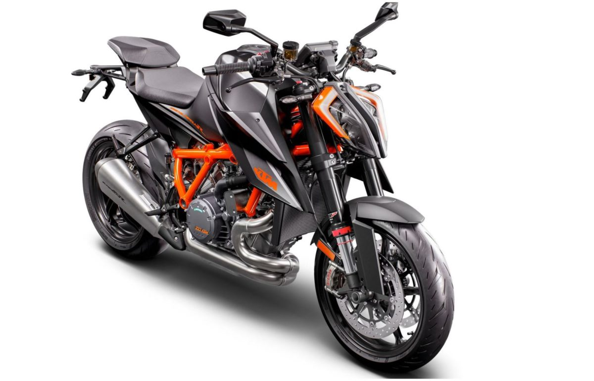 2020 ktm 1290 Super Duke R 3
