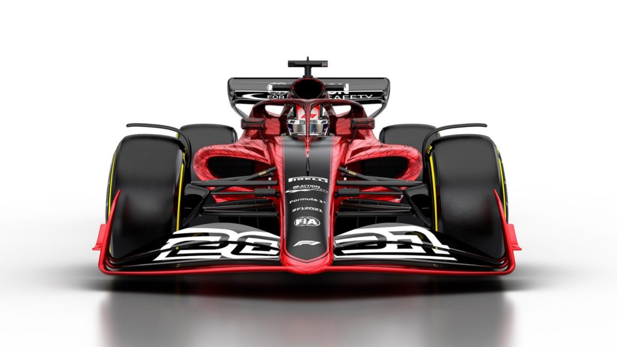 2021 F1 car 3