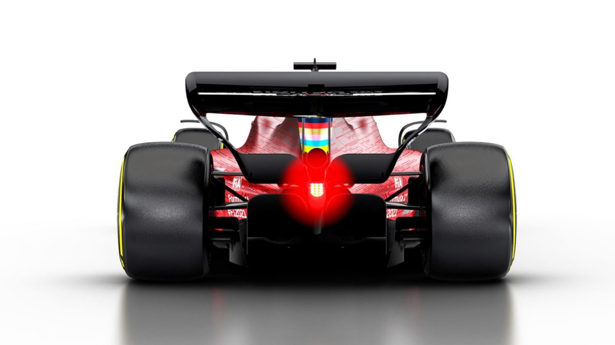 2021 F1 car 6