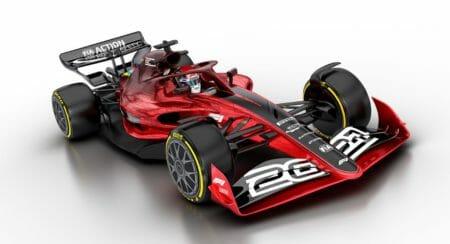 2021 F1 car 9