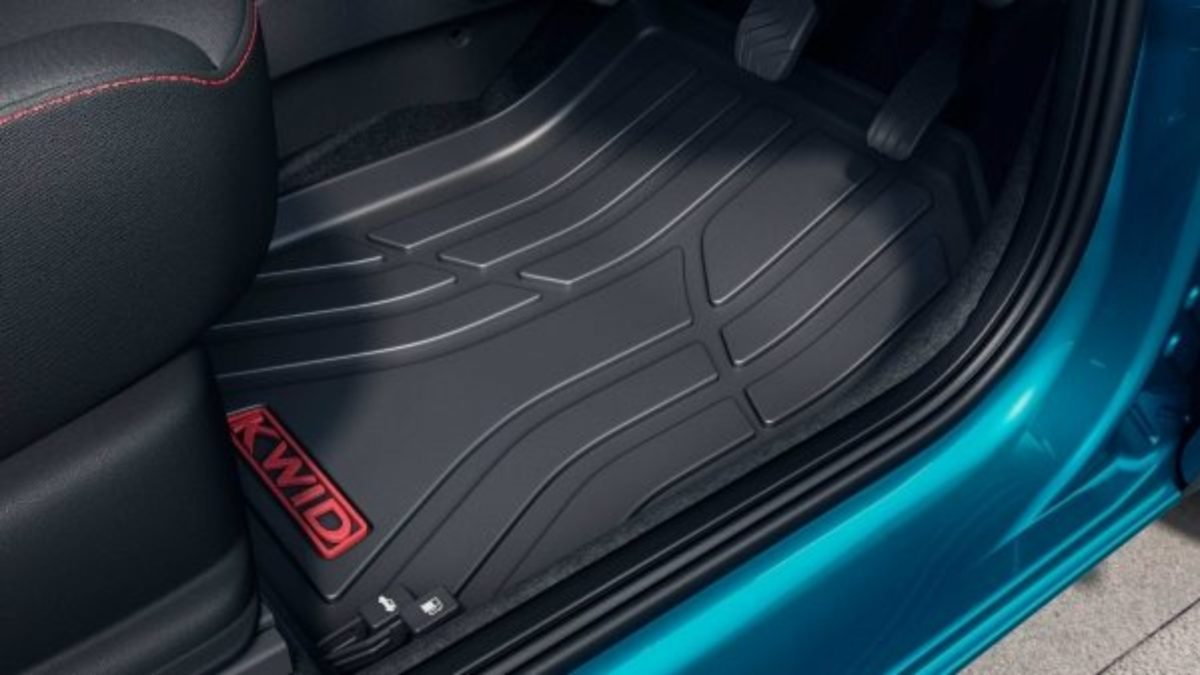 3D mat for cars