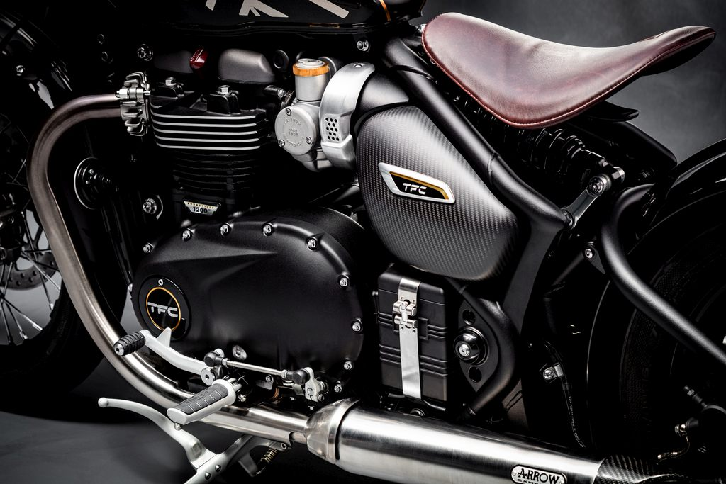 Bobber TFC–Engine LH