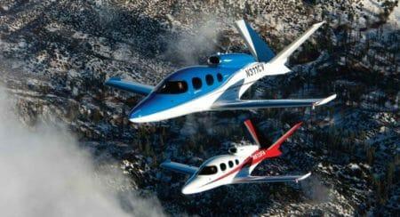 The Cirrus Vision Jet Is A Nervous Flyer's Dream Machine
