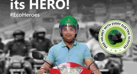 Hero Electric Code Green
