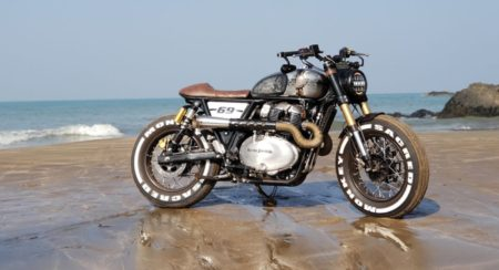 Custom Royal Enfield 650