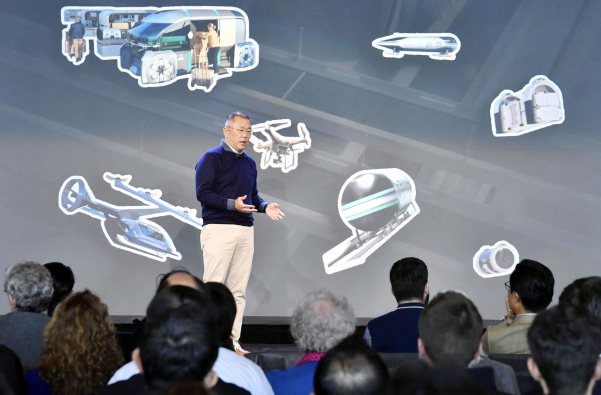 Hyundai At the Mobility Innovators Forum 2019