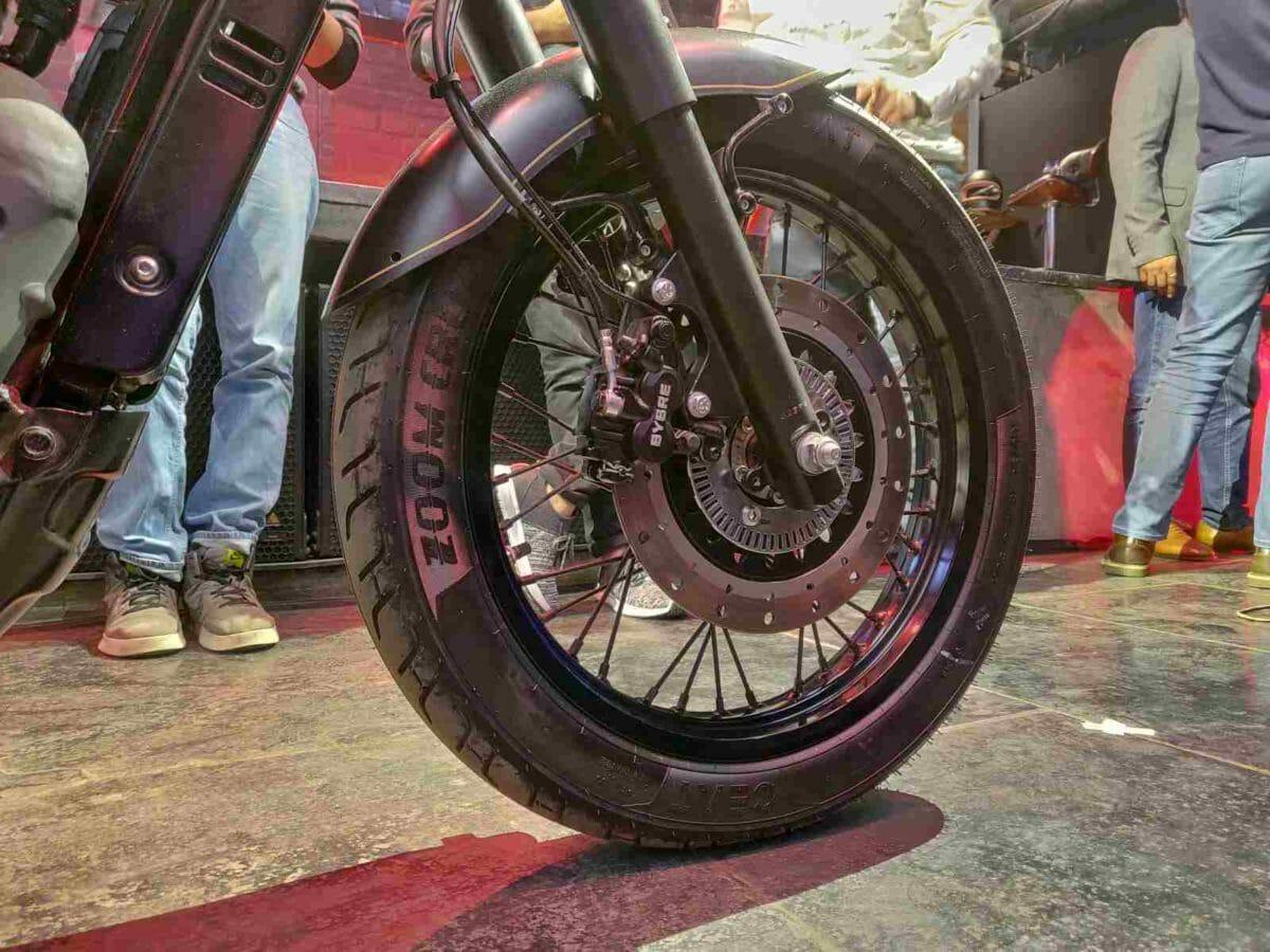 Jawa Perak Front Tyre