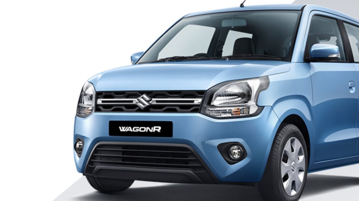 Maruti Suzuki Wagon R 1.0 litre BS6