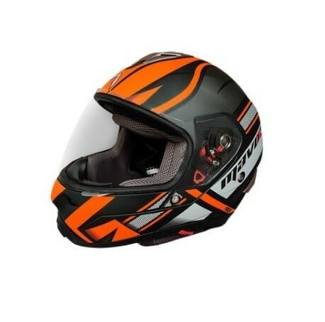 Mavox helmet with air purifier