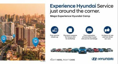 Mega 'Experience Hyundai' Camp 1