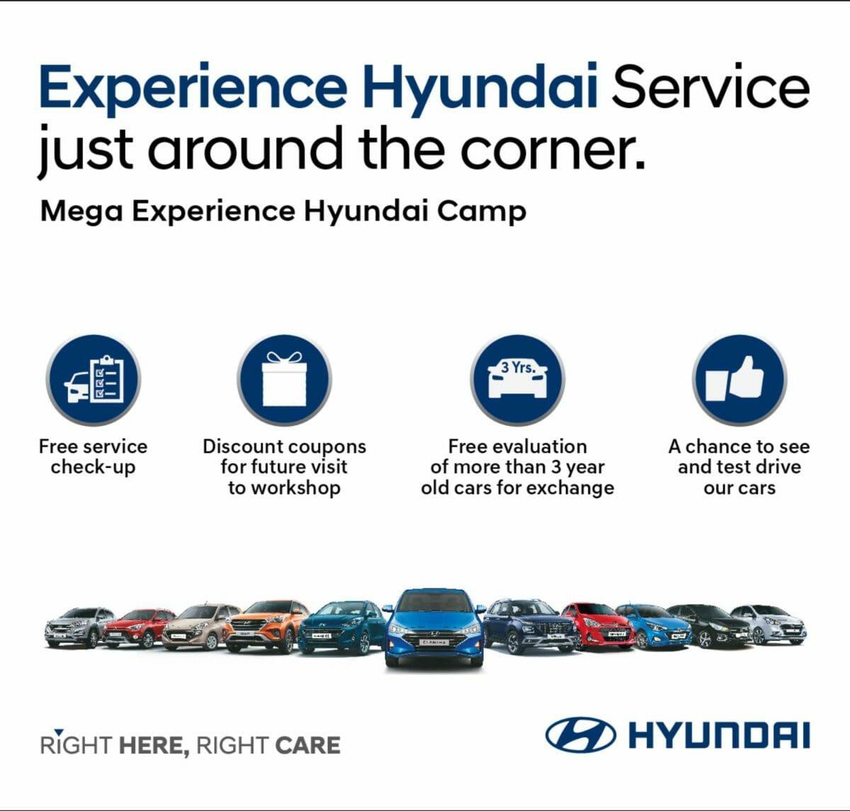 Mega 'Experience Hyundai' Camp 2