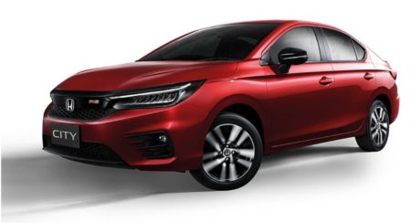 New Honda City 14