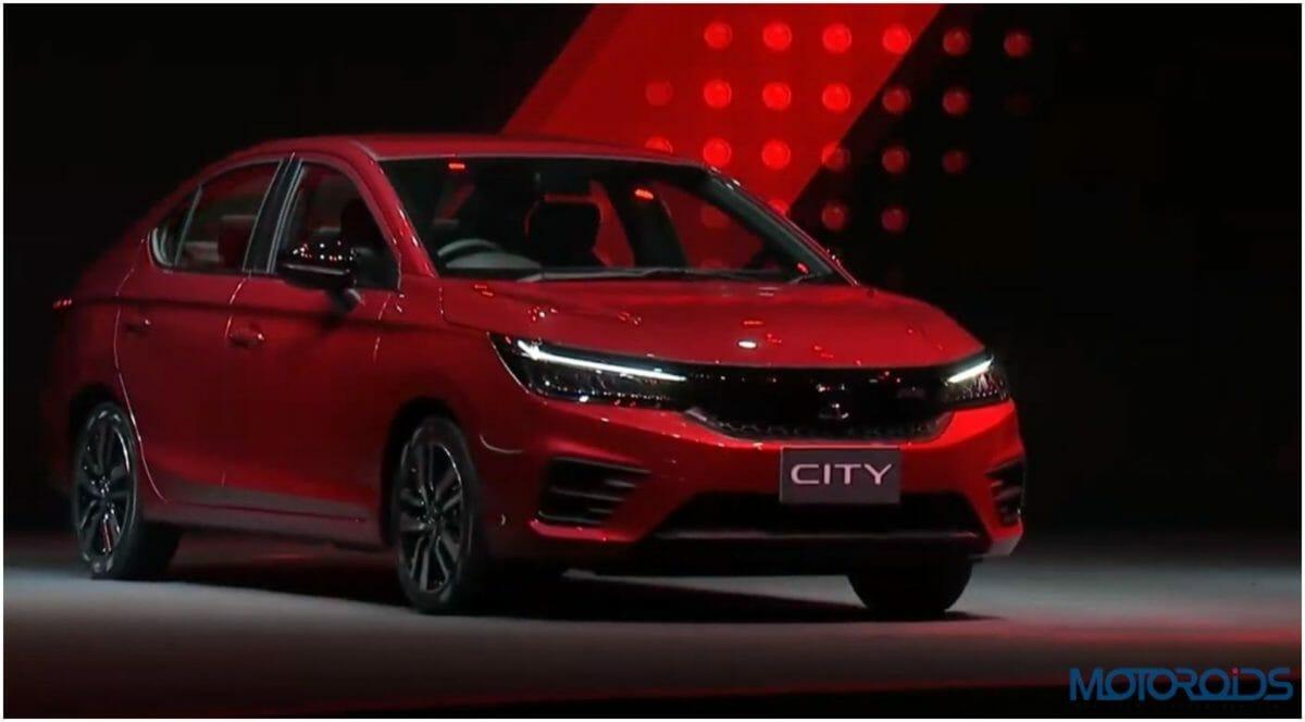 New Honda City 19