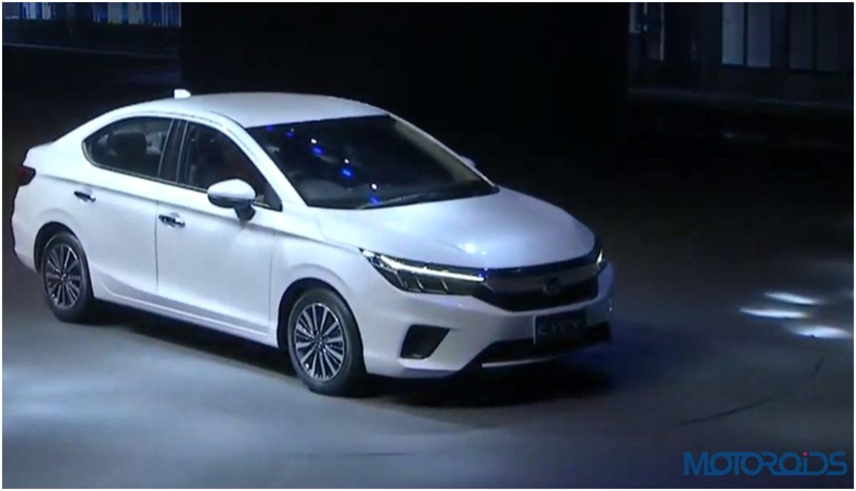 New Honda City 26