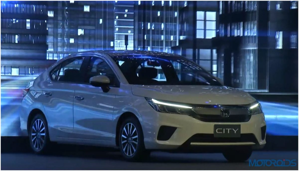 New Honda City 28