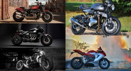 Nine Seriously Stylish Premium Motorcycles On Sale In India