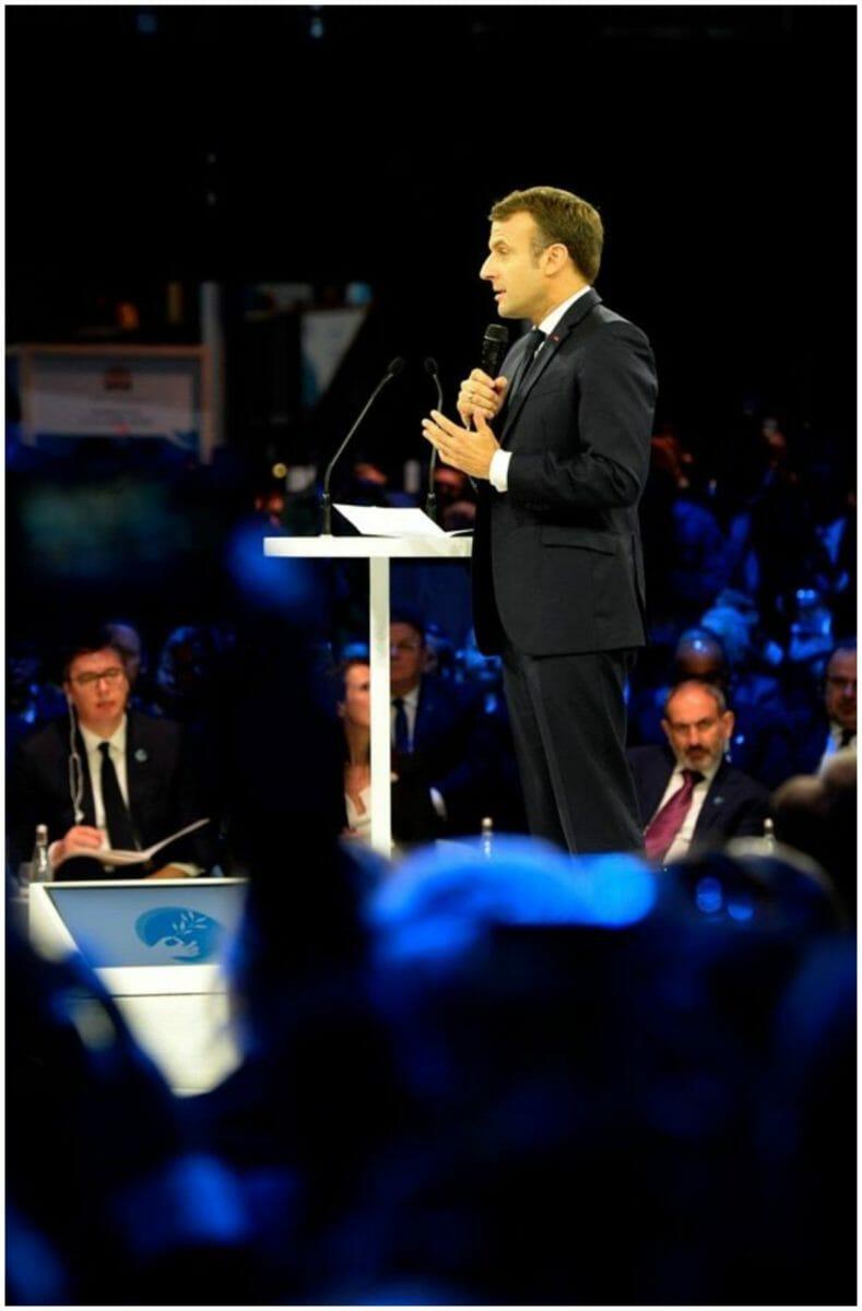 Paris Peace Forum 3