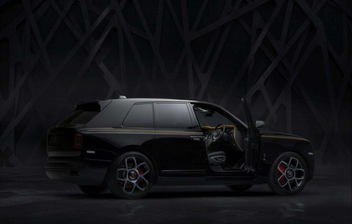 Rolls Royce Cullinan Black Badge 3