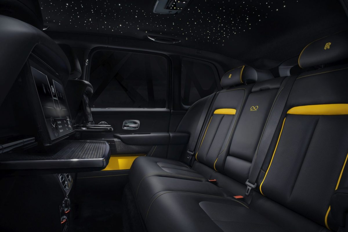 Rolls Royce Cullinan Black Badge_Interiors