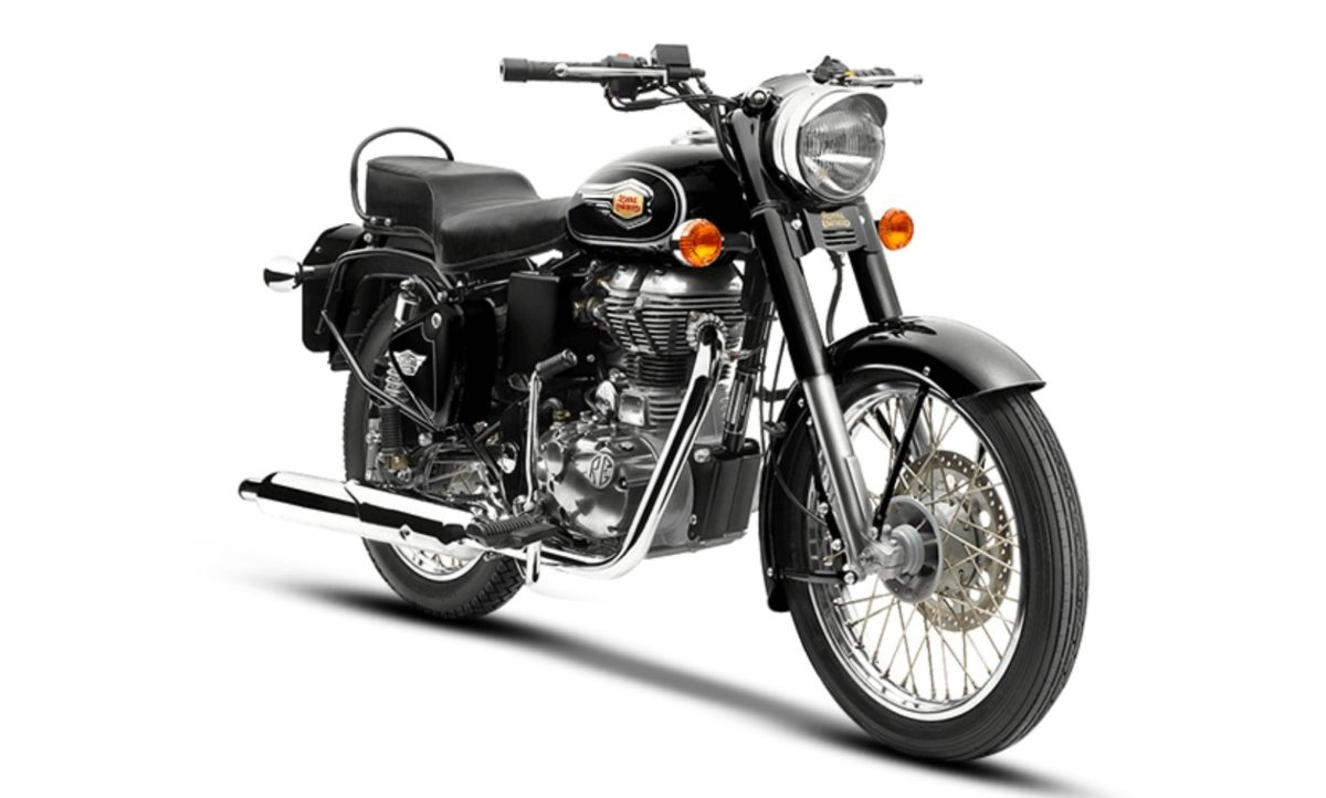 Royal Enfield Bullet 500 5