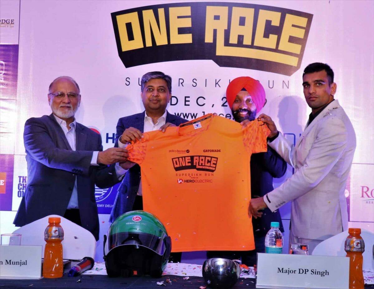 Sohinder Gill, Naveen Munjal, Major DP Singh, Mandeep Jangra (1)