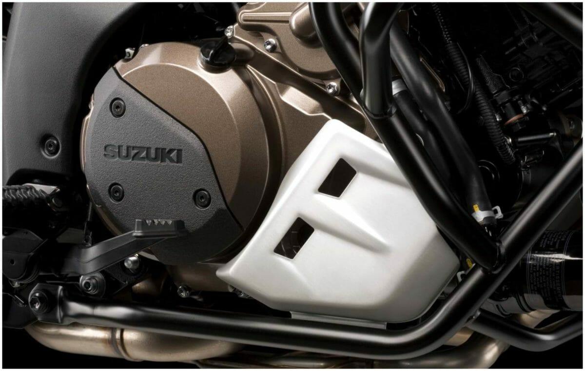 Suzuki V Strom 1050XT 6