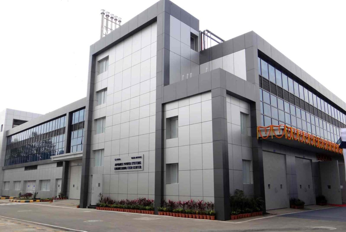 Tata Motors Advance Power Systems Engineering Tech Center building