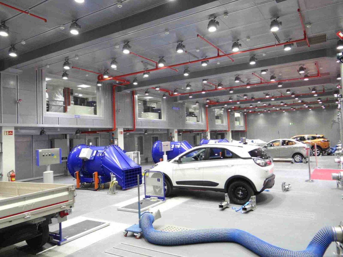 Tata Motors Advance Power Systems Engineering Tech Center facility