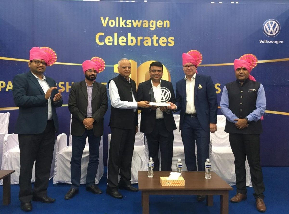 Volkswagen India and Unique Automobiles Kolhapur