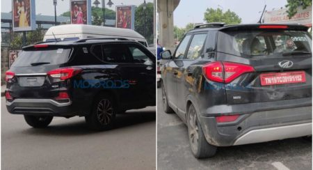 bs6 mahindra vehicles testing 1