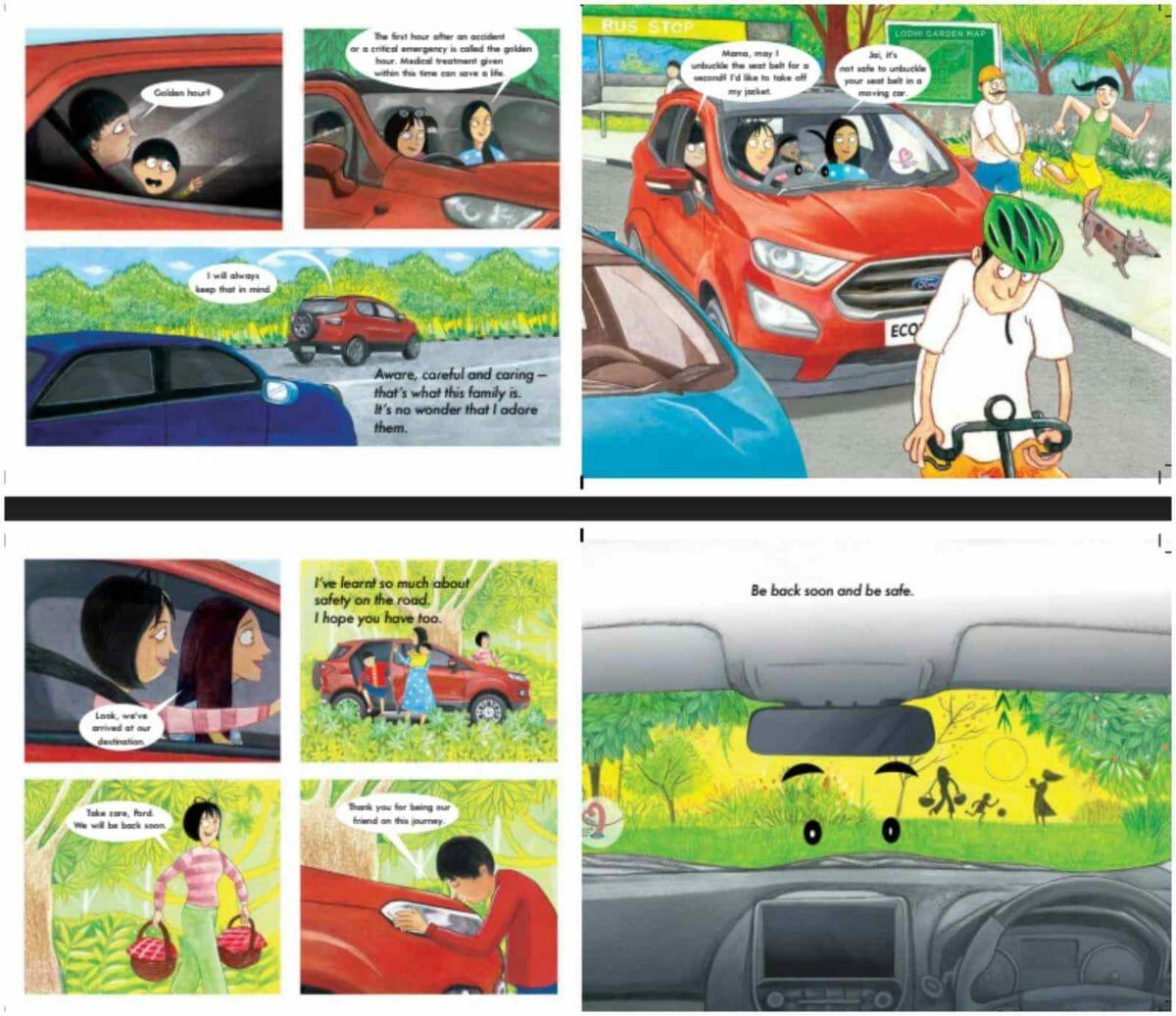 ford comic 3