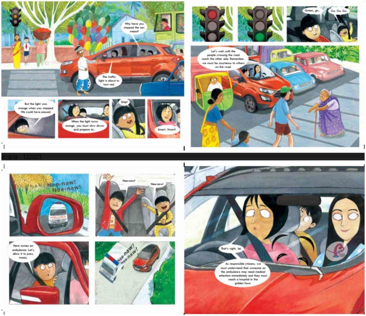 ford comic 4