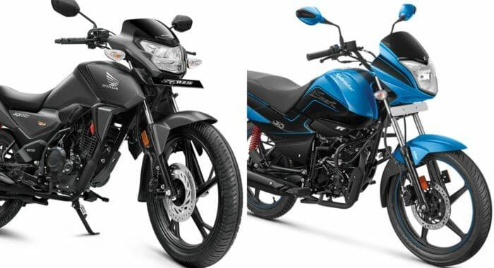 Comparison Honda Sp 125 Bs6 Vs Hero Splendor Ismart Bs6