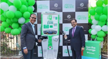 mg motor new fast charging station 1