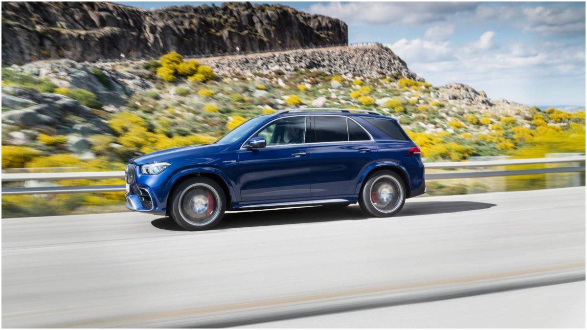 new mercedes GLE 63 AMG 4