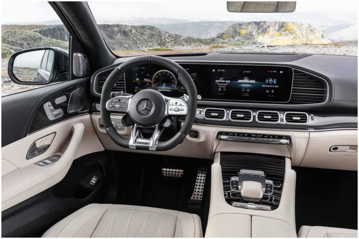 new mercedes GLE 63 AMG 7