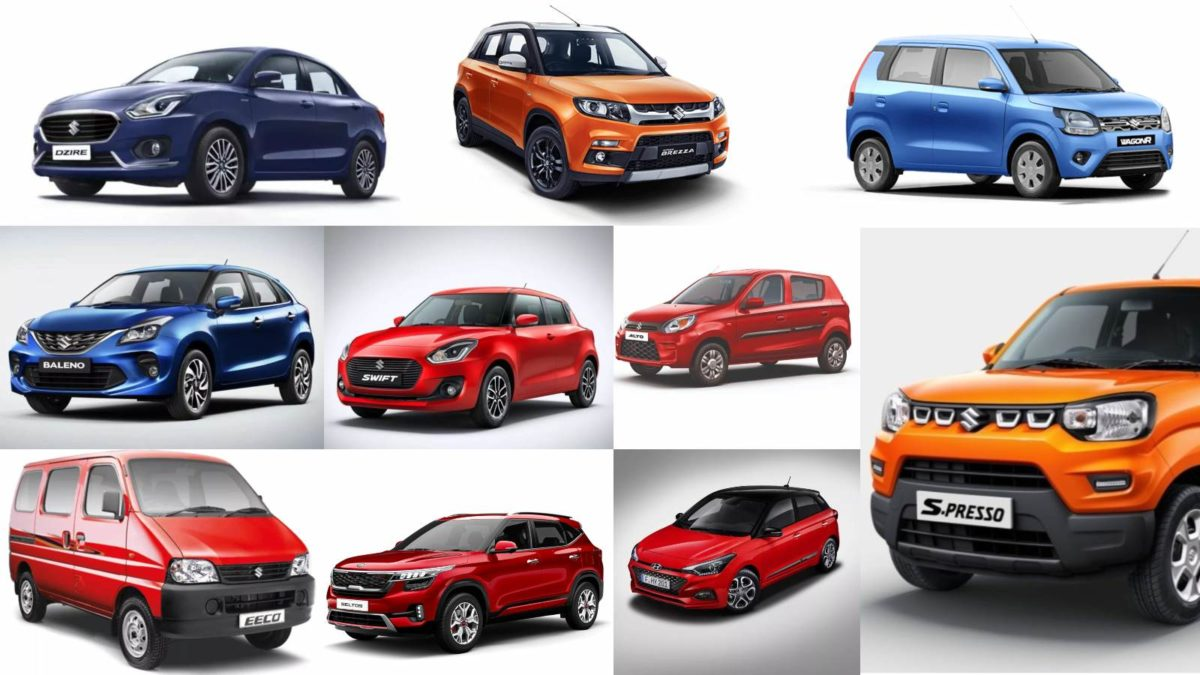 october car sales